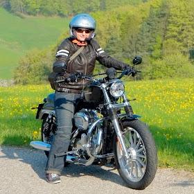 My 2008 Harley Davidson Sportster 883