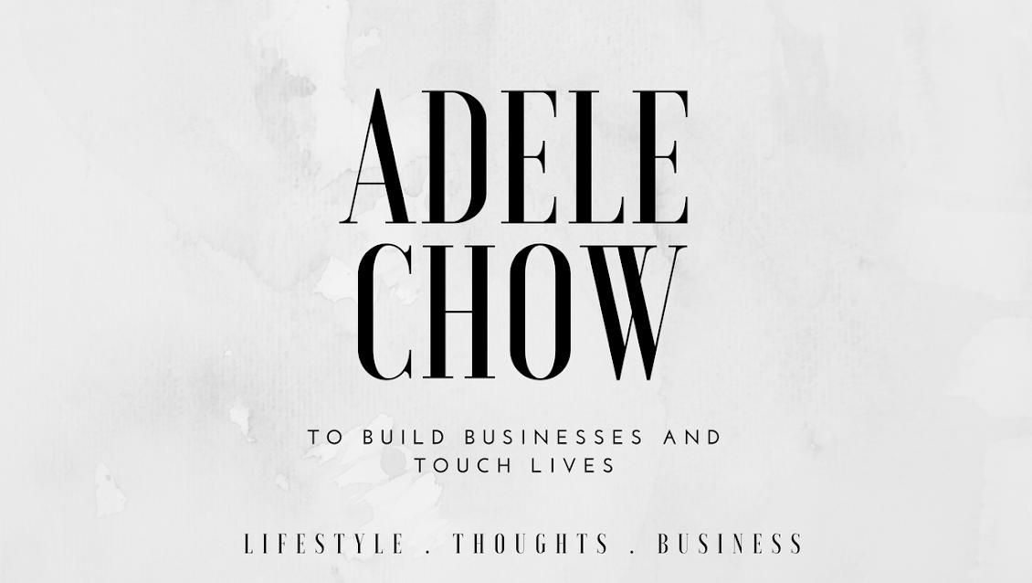 ADELE CHOW