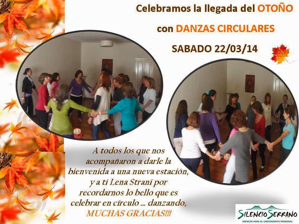 Danzas en Silencio Serrano, marzo 2014