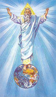 Dio Padre Creatore di Tutto