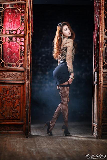 Park Hyun Sun Korean Model