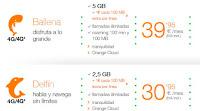 Todas las tarifas de Orange en julio 2015
