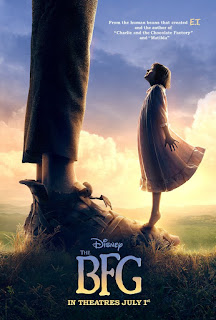 Streaming Film The BFG (2016)