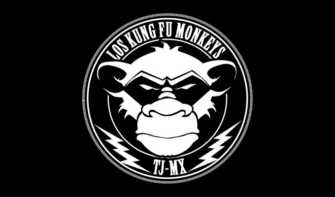 LOS KUNG FU MONKEYS ON TOUR