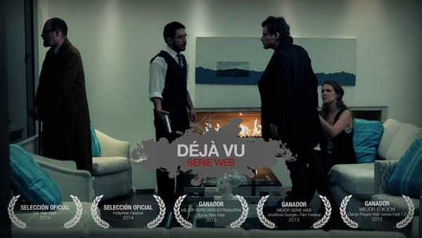 serie-web-colombiana-Déjà-Vu-Hollywood-2014