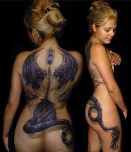 Custom Fake Tattoos