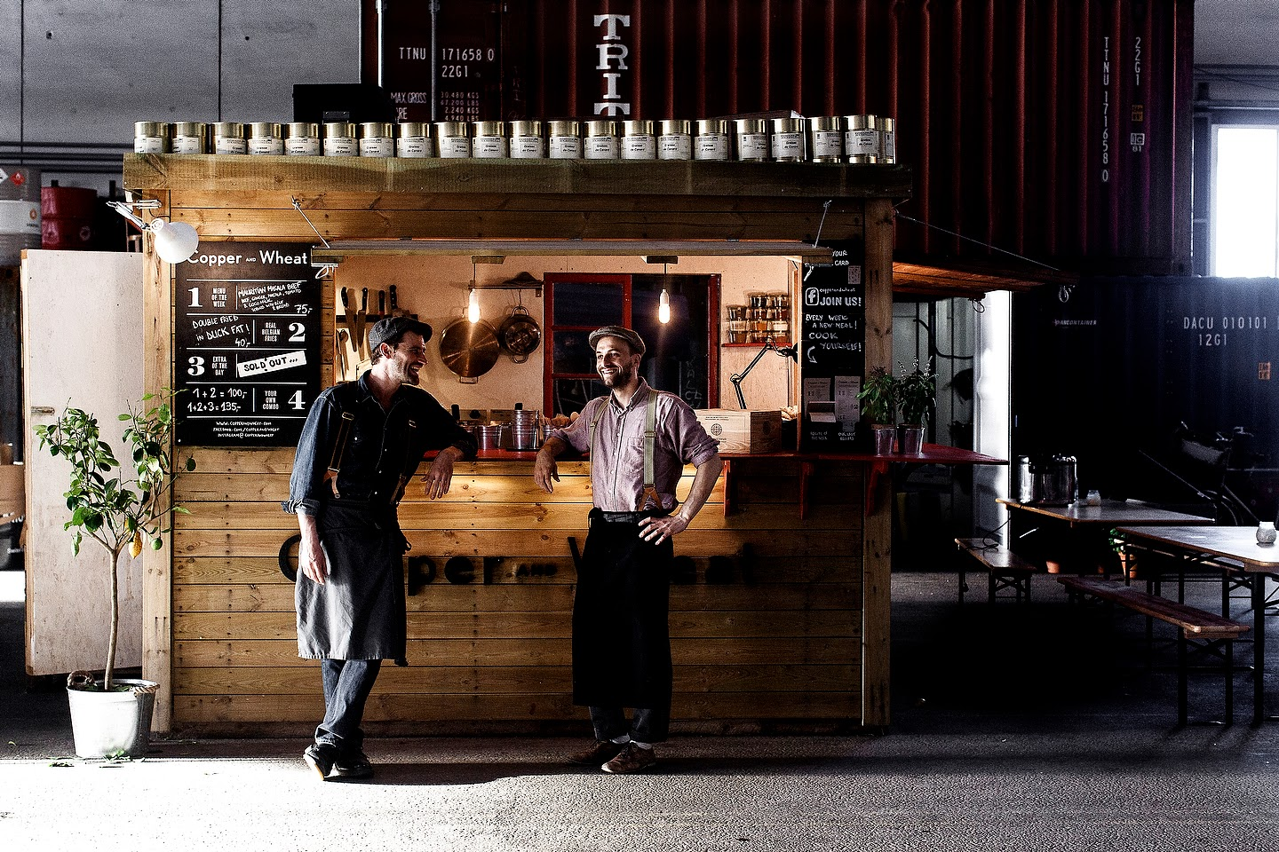 Copenhagen Eats: Copper and Wheat - Combining Modernity with ...