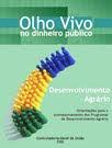 CARTILHA OLHO VIVO NO DESENVOLVIMENTO AGRÁRIO