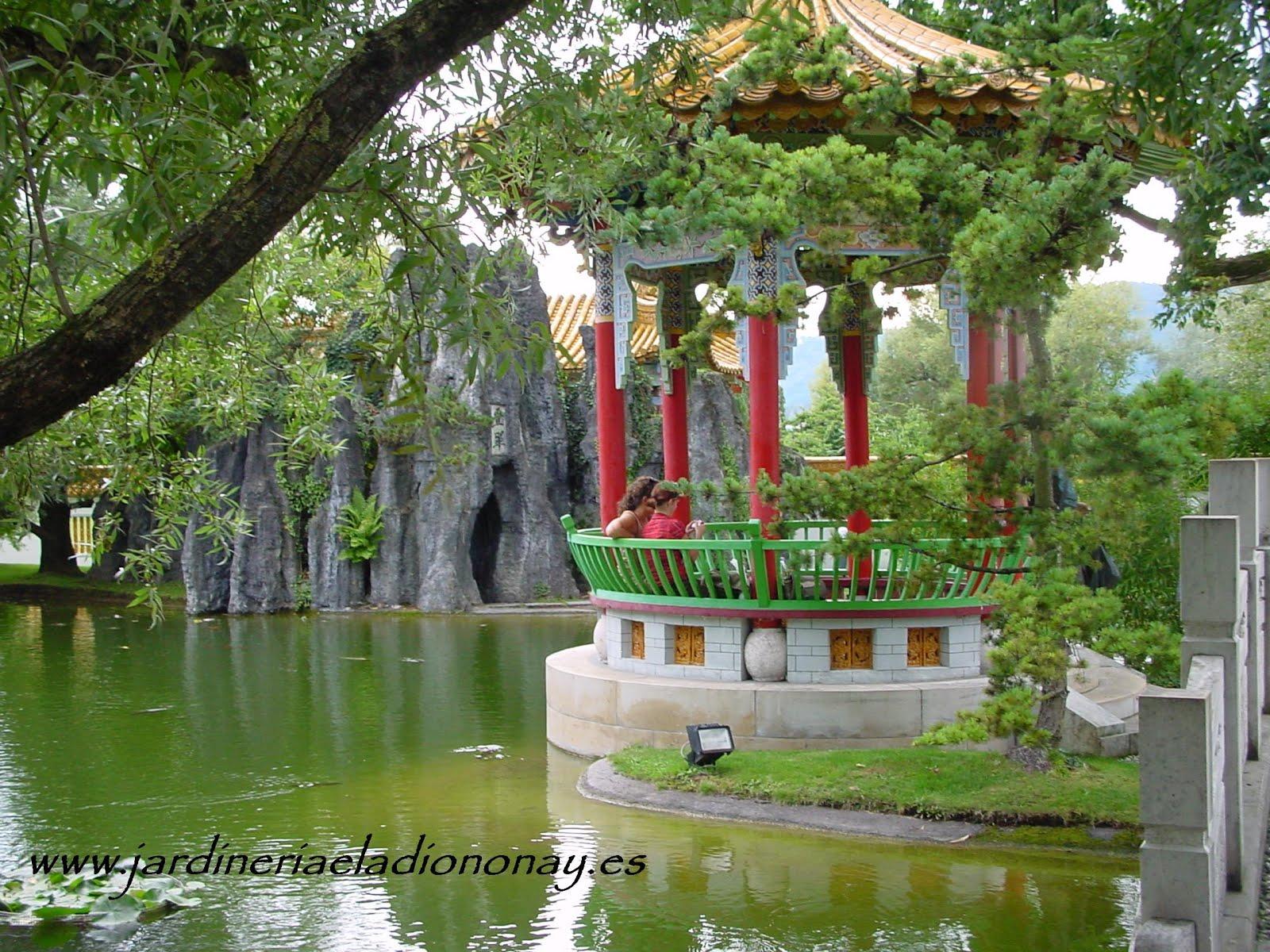 Jardineria eladio nonay la armon a de los jardines chinos for Jardines chinos pequenos