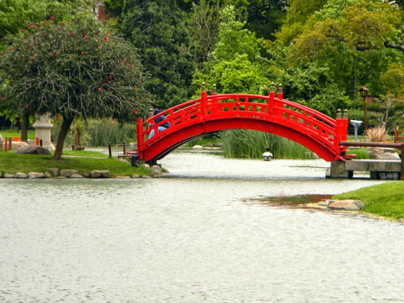 Explorador tur stico jard n japon s - Jardines puente cultural ...
