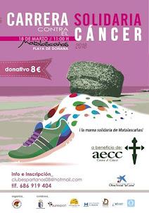 III CARRERA / CAMINATA SOLIDARIA CONTRA EL CANCER.