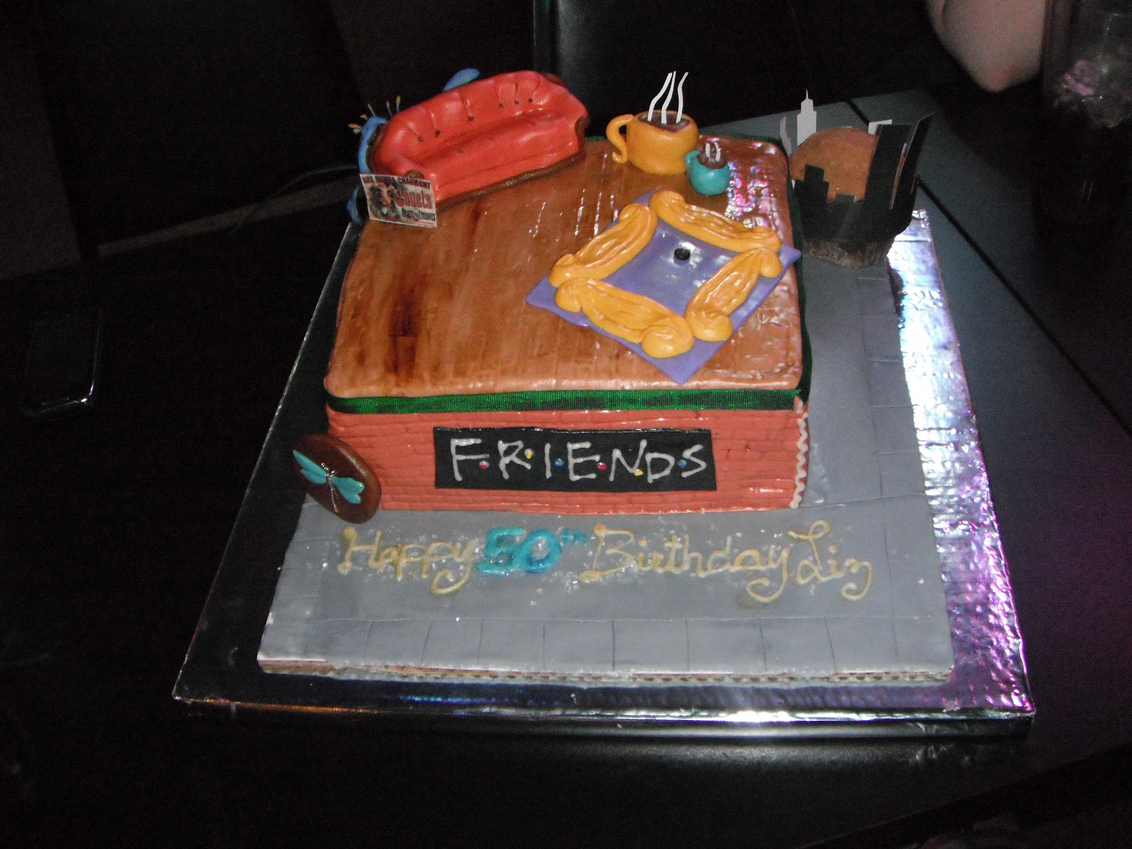 Birthday Cake Images For Best Friends : Baked! by Tia: