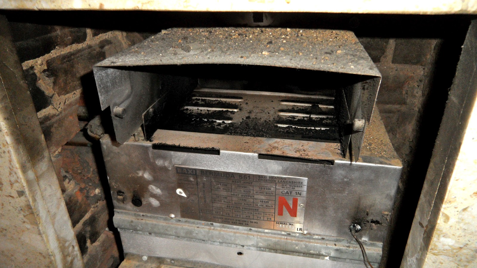 Getting Carbon Monoxide From My Infrared Natural Gas Heater