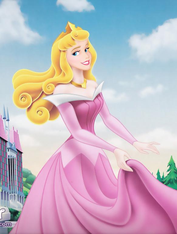 Disney Princess Cartoon Wallpaper JPG