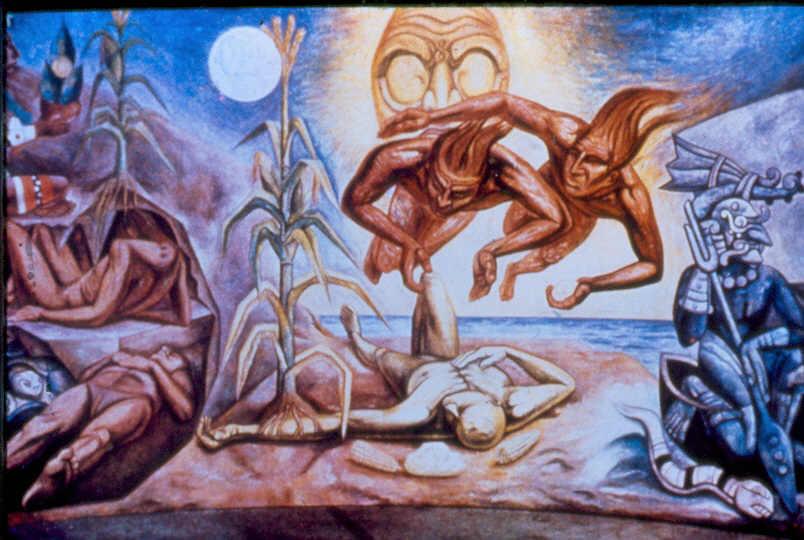 Dos mentes idea y media el hombre universal visto - Mitologia greca mitologia cavallo uomo ...