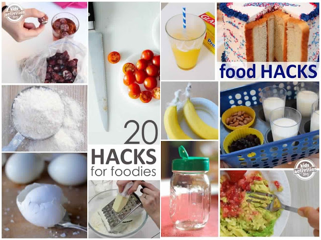 20 Kitchen Tips for Foodies