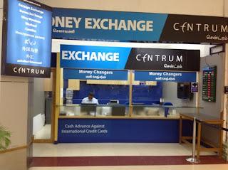 Centrum forex bangalore airport