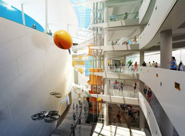 The ongoing effort to turn a large swath of downtown Miami's bayfront into a center of science, art and learning has taken another important step. Knight Foundation announced a $10 million challenge grant to the Patricia and Phillip Frost Museum of Science.