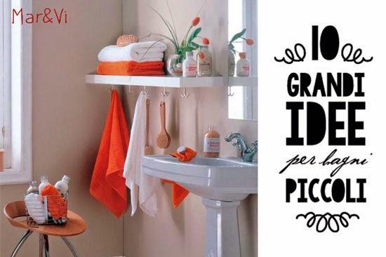 ideas decoración baños pequeños