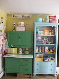 Our Vintage Kitchen