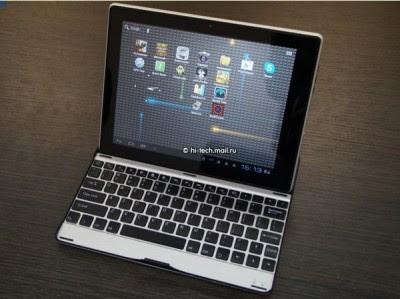 Hyundai menghadirkan perangkat tablet PC berbasis Android Hyundai Hadirkan Tablet PC Android ICS 4.0