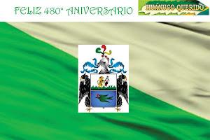 Feliz 480° aniversario Huánuco Querido