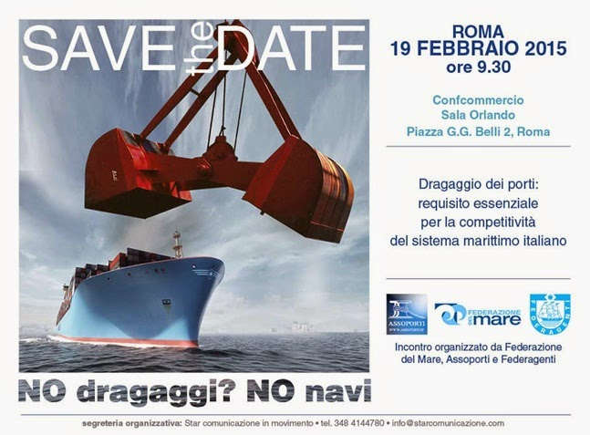No dragaggi? No navi