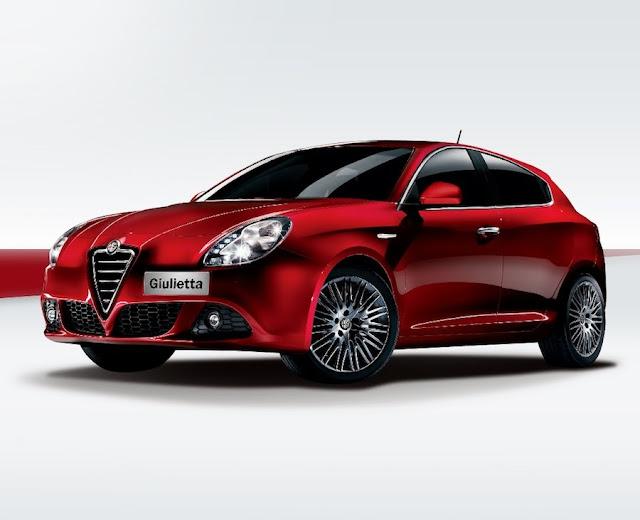 ジュリエッタ スプリント スペチアーレ(Giulietta Sprint Speciale)