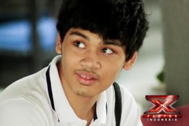 Foto Mikha Angelo - Gravity di X-Factor Indonesia 2013 RCTI