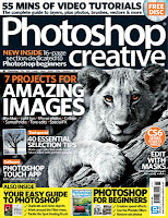 magazines, Photoshop Creative Magazines,