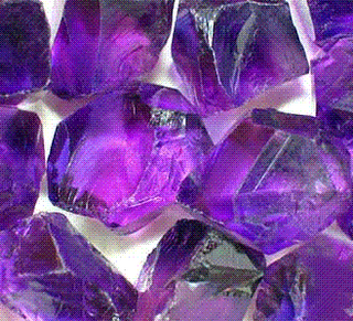 the intoxicate rock amethyst
