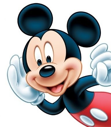 Gambar Kartun Mickey Mouse Mini