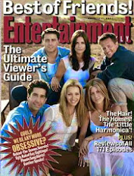 ENTERTAINMENT WEEKLY - BEST OF FRIENDS!