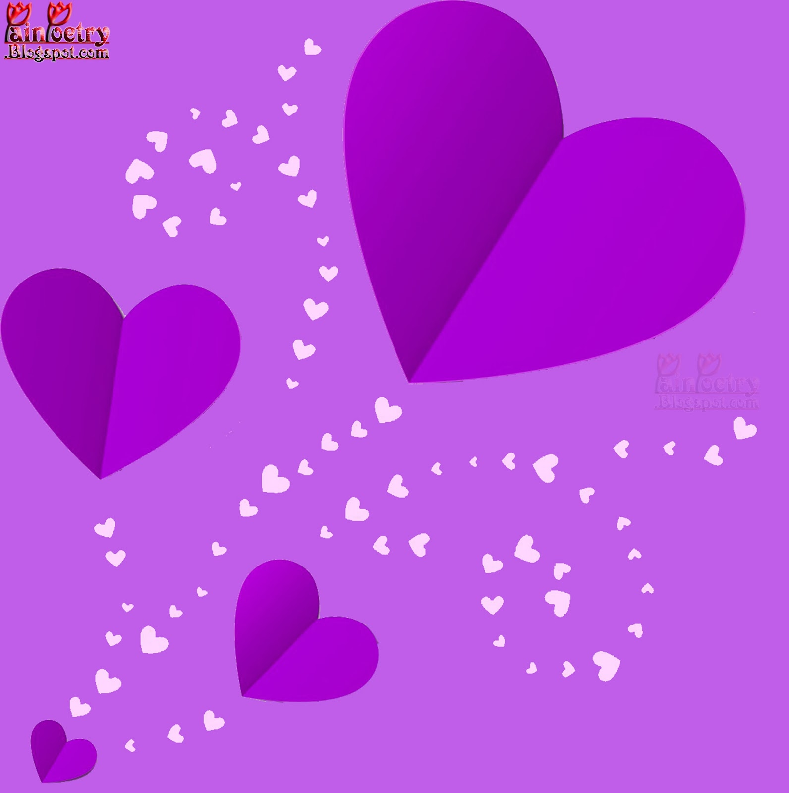 Happy Valentines-Day-Heart-Wallpaper-Wishes-Image-HD-Wide