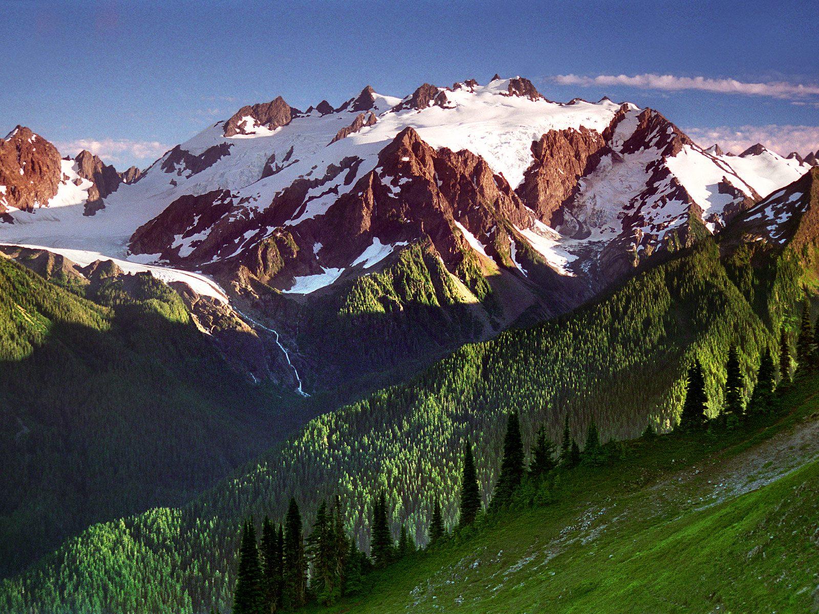 Olympic national park lithosphere of the olympic national for The olympia