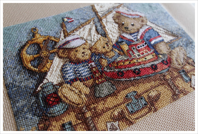Ahoy! Bears (Мишки, на палубу!)