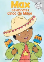 bookcover of MAX CELEBRATES CINCO DE MAYO  by Adria F. Worsham