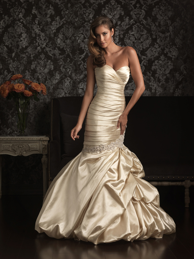 Allure Bridals Spring 2013 My Dress Of The Week