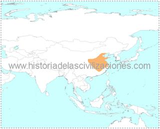 Dinastía Shang 1400aC-1000aC
