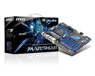 MSI Big Bang-Marshal (B3) Drivers para Windows 7/Vista/Xp