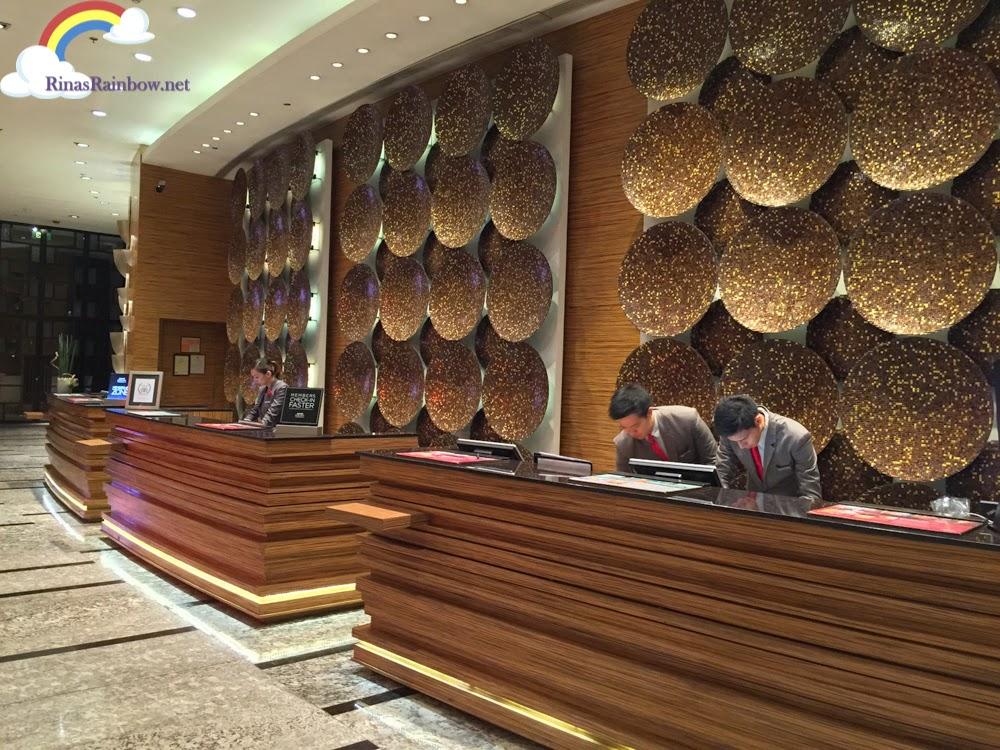 marriott hotel manila reception