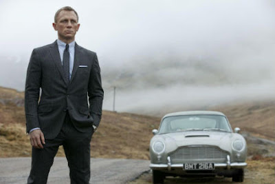 The melodrama behind the Bond movies