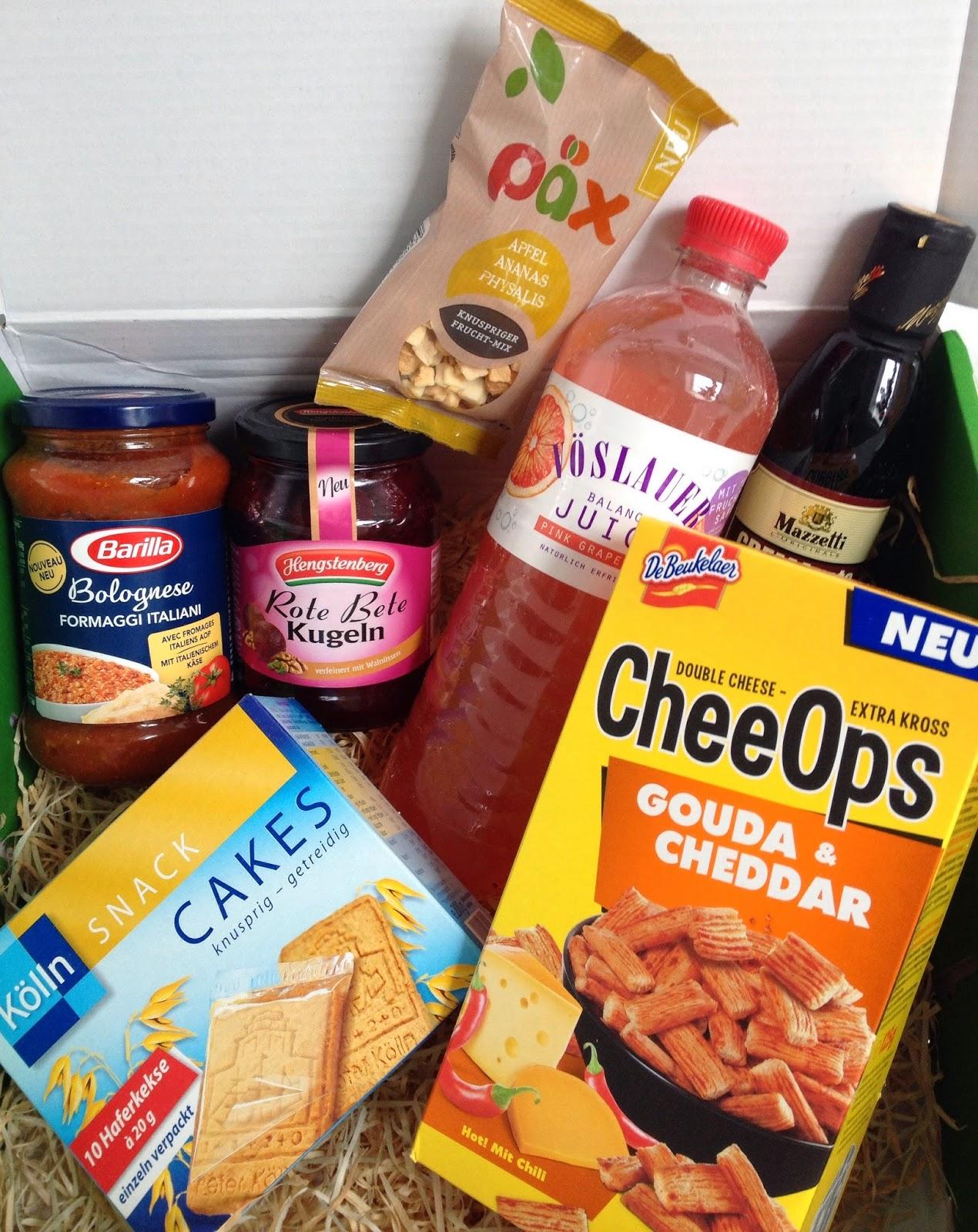 Lebensmittel; Überraschung