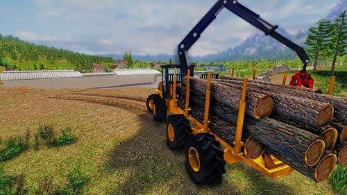 Professional Lumberjack 2015 - PC (Download Completo em Torrent)