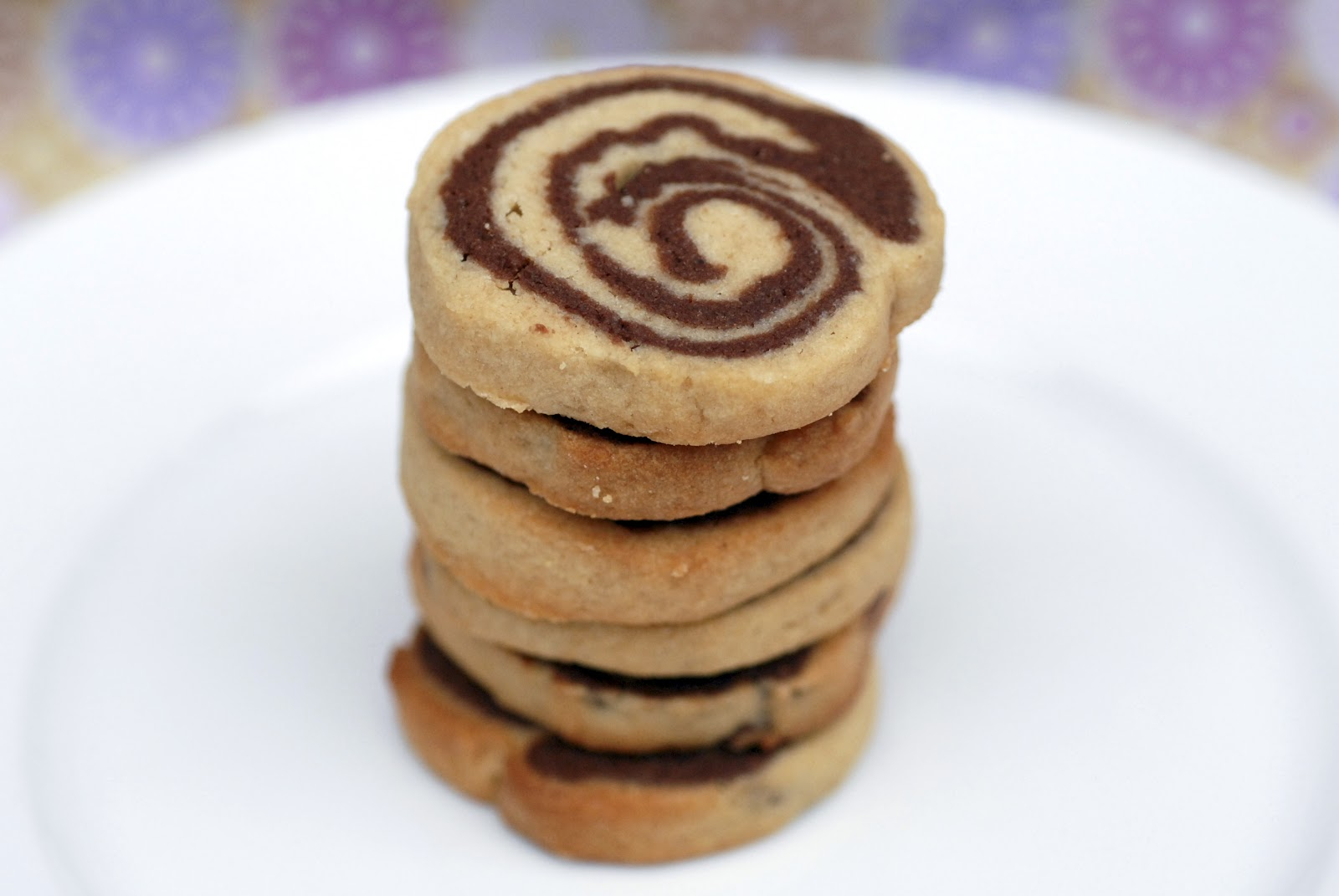 ... cookies, revived: ganache-stuffed peanut butter-chocolate marble