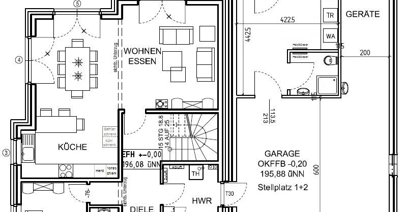 unser traum pro haus hausgrundriss. Black Bedroom Furniture Sets. Home Design Ideas