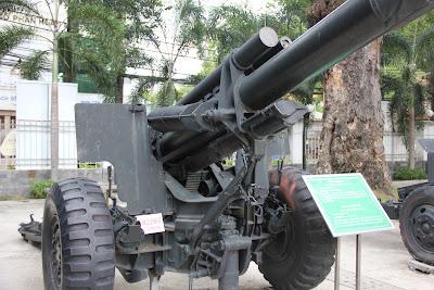 amerikanischen Howitzer