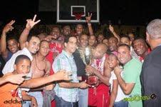 Ciro Pérez se corona campeón del Torneo de Baloncesto Superior de San Cristóbal