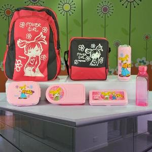 Homeshop18 : Back to School 7 Pcs School Accessories Combo by Nayasa at Rs.1499 : Buy To Earn