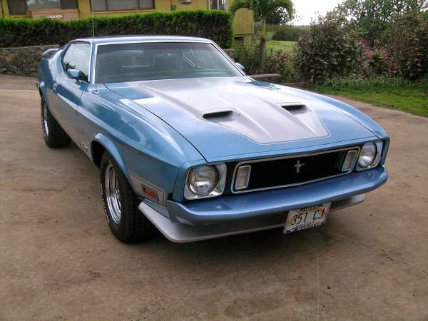 Ford Mustang Mach For Sale on 1973 Ford Mustang Mach 1 For Sale